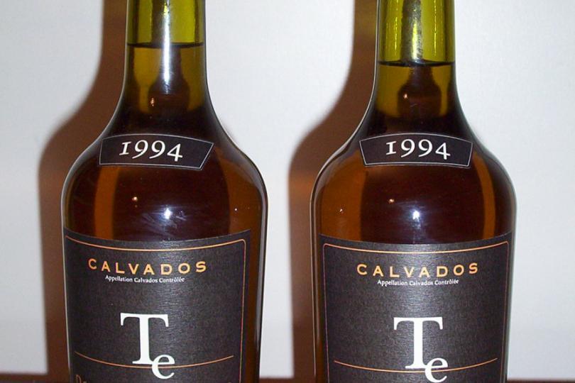 Calvados Domaine du Tertre
