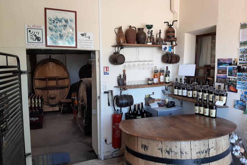 Cidre pressoir de Croissanville