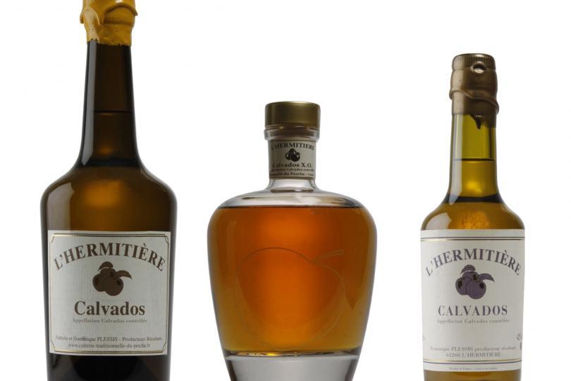 Calvados Cidrerie Traditionnelle du Perche