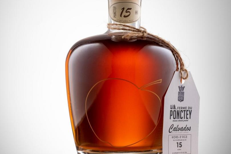 Calvados ferme du Ponctey