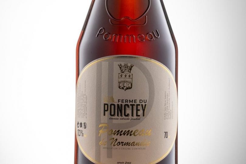 Pommeau Ferme du Ponctey