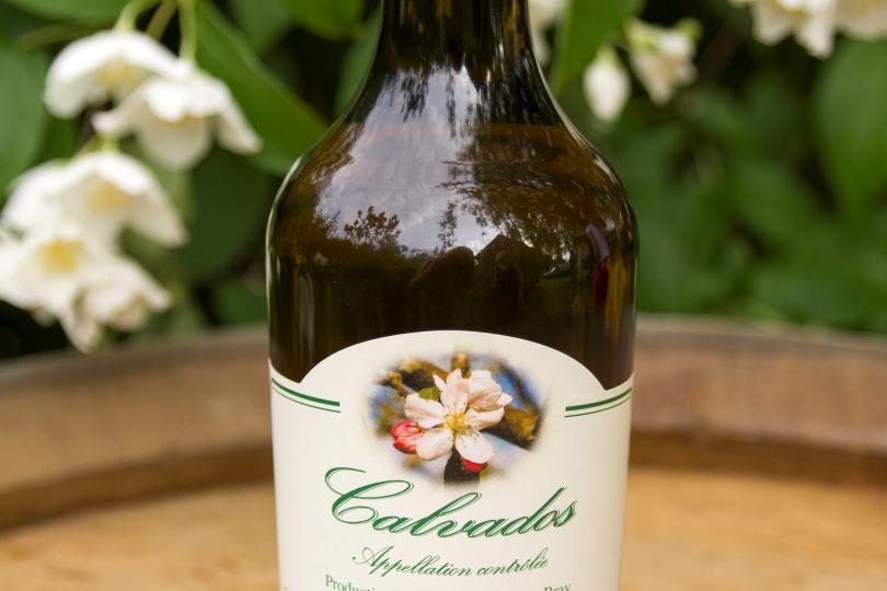 Calvados Gaec des pommiers